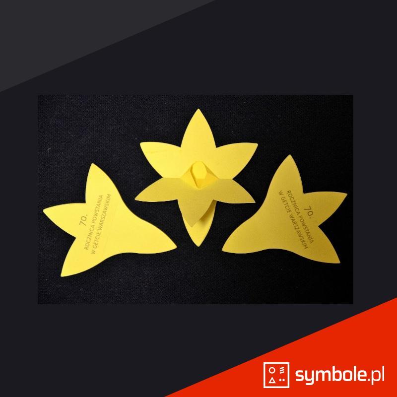 żonkil symbol