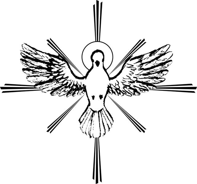 Symbol Ducha Świętego