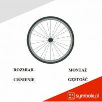oznaczenie opon rowerowych