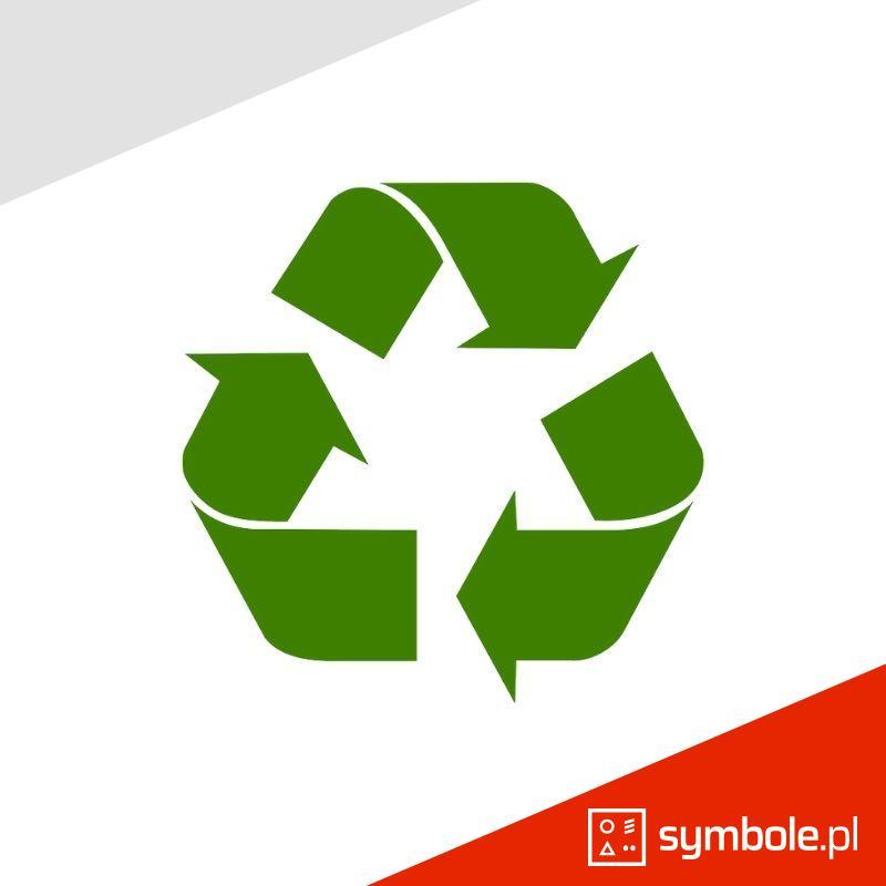 recykling symbol