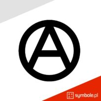 symbol anarchia