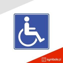 symbol niepełnosprawności