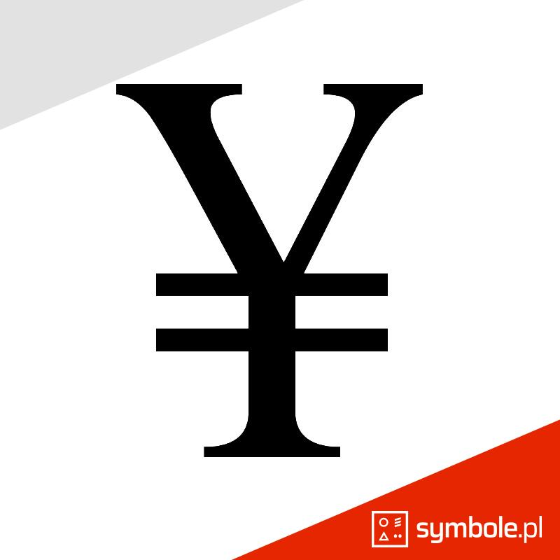 symbol yena