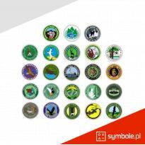 symbole parków narodowych
