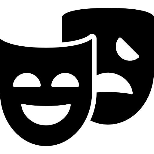 Symbol teatru