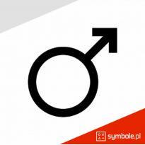 symbol mężczyzny
