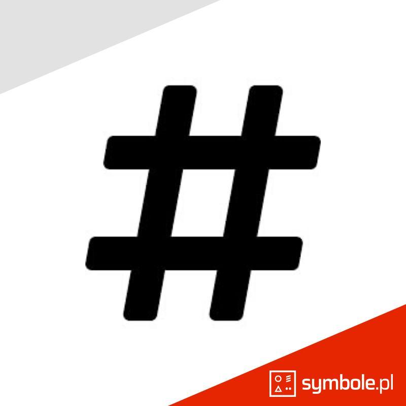 symbol kratka