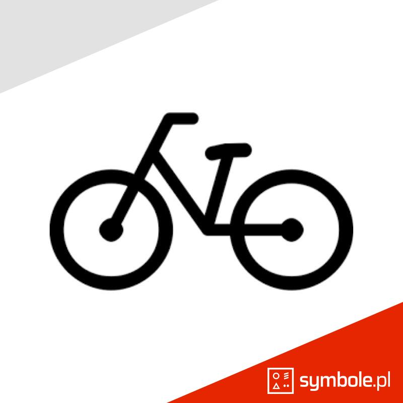 symbol roweru