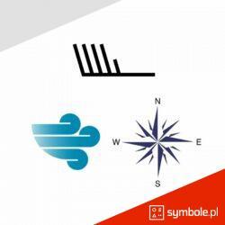 symbole wiatru