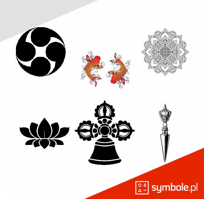 symbole buddyzmu