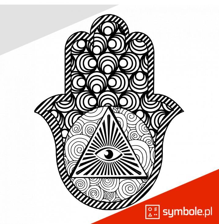 symbol chamsa