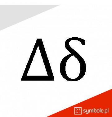 symbol-delty