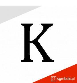 symbol-potasu