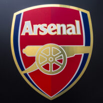 arsenal londyn logo