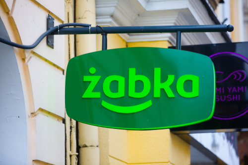 zabka logo