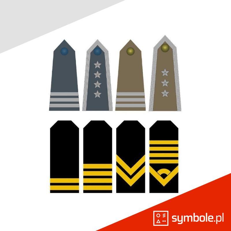 oznaczenia wojskowe